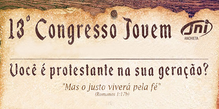 13º Congresso de Jovens (3º dia)